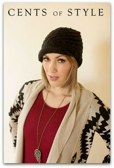 Winter Accessories Sale at Cents of Style hats, gloves, boots & more