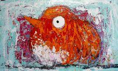 CarinArt   Kunstschilder Uden, kleurrijke en abstracte kunst   Dieren Paintings, Nice, Google, Modern Art, Idea Paint, Paint, Painting Art, Painting, Painted Canvas
