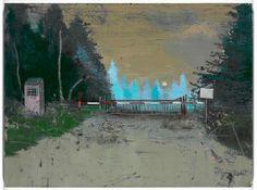 Daniel Richter at Contemporary Fine Arts