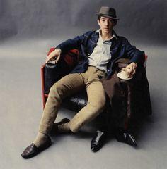 Ian McKellen by Snowdon, 1964