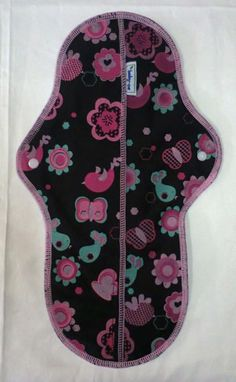 Sample Cloth Pad Try Me 3-Pack Mama Cloth by SimplePearShop ...