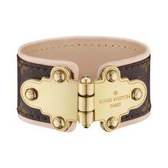 LV...Save it Bracelet in iconic Monogram...
