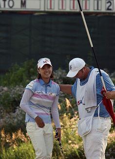 2013 LPGA Golf: Carlota Ciganda Take Two-Shot Lead at The North Texas Shootout