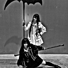 Yuki cross & yuki kuran cosplay by leila and Oliswan