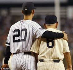 I lived this at the last game EVER AT YANKEE STADIUM!!! Yankees 2012 here we come opening weekend!!