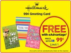 FREE Hallmark Greeting Card at Giant Eagle Stores on http://www.icravefreebies.com/