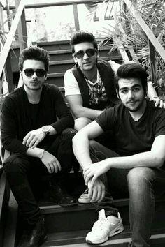 Sono i 3 ragazzi piú belli e piú bravi del mondo❤️