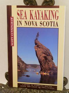 SEA KAYAKING IN NOVA SCOTIA Kayak Paddling Routes Maps Cave Coast Island Coastal