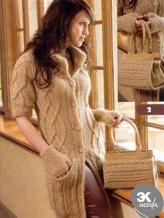 awesome El Örmesi Bayan Hırka Modelleri 2014