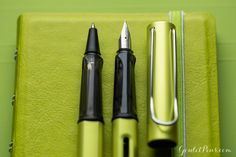 Goulet Pens Blog: Lamy Al-Star Charged Green 2016 SE: Quick Look