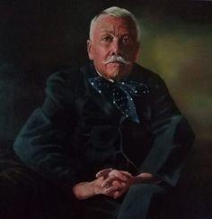 Portrét P.O.Hviezdoslava My Arts, Fictional Characters, Fantasy Characters