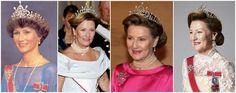 The Royal Order of Sartorial Splendor: Tiara Thursday: Queen Maud's Pearl and Diamond Tiara
