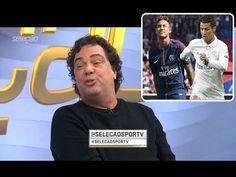 Debate fala dos craques Cristiano Ronaldo e Messi 05 04 2018