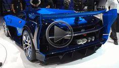 VIDEO: Bugatti Vision Gran Turismo Engine Sound