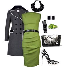 """Work Outfit I wish I Had"" by evanswendy on Polyvore"