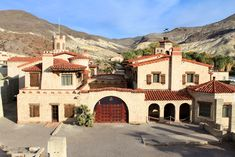 Scottys Castle in Death Valley  Love this place!  I wanna go back!