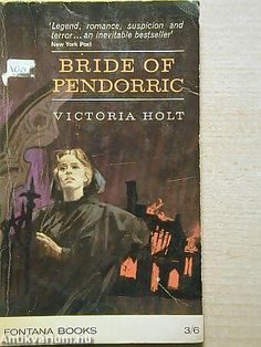 Victoria Holt: Bride of Pendorric (Fontana Books, 1967) - antikvarium.hu