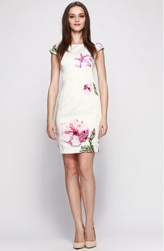 8867b23747fc9f 23 beste afbeeldingen van Flower Power - Cute dresses