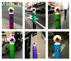 Le Cyklop _ Bastille Quartier Libre - Paris - 2011