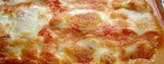 gratin de poulet a la mozzarella