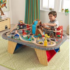 Godlike advertised how to make model train layouts investigate this site Train Miniature, Making A Model, Train Table, Model Train Layouts, Toys Online, Train Set, Model Trains, Toy Trains, Layout Design