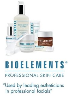 Professional Skincare bioelements