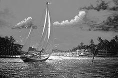Framed Prints, Canvas Prints, Sailing Ships, Joseph, Boat, Fine Art, Artist, Artwork, Poster