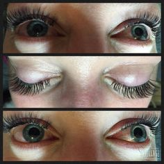 Beautyful Russian volume lashes one this lady.