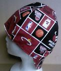 "For Sale - NBA ""Miami Heat"" Hard Hat Liner, Pipe Fitter Welding Welder Biker Cap Hat - http://sprtz.us/HeatEBay"