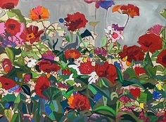 Poppies, The Incredibles, Paintings, Make It Yourself, Gallery, Floral, Flowers, Instagram, Art