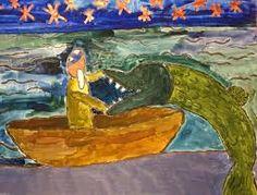 Kuvahaun tulos haulle kalevala kuvis Painting, Art, Art Background, Painting Art, Kunst, Paintings, Performing Arts, Painted Canvas, Drawings