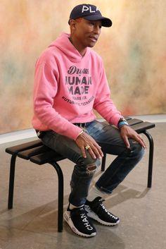 More — Here Pharrell x Adidas NMD's