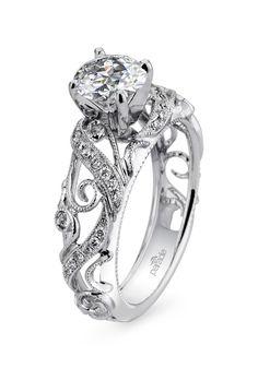 amazing wedding ring- very pretty