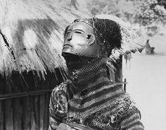 Chockwe Ritual, Angola, Early 20th Cen.