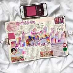 — i'm a girl with luv💗💓💕 — only one more month until I can see bts in person yeeT ngl the dionysus performances already… Bullet Journal Aesthetic, Bullet Journal Notebook, Bullet Journal Ideas Pages, Bullet Journal Inspiration, Journal Pages, Bullet Journals, Journal Fonts, Scrapbook Journal, My Journal