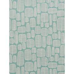 Buy MissPrint Little Trees Wallpaper | John Lewis