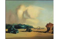 Salvador Dalí (1904-1989), Moment de Transition