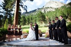 Good news- I found where I'm getting married. Della Terra in Estes Park, CO. We'll have to save up, but it'll be worth it :)