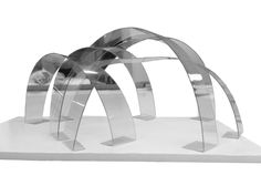 Conceptual model. Transparent Acrylic.