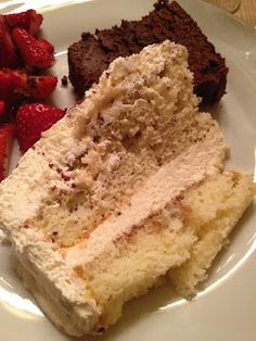 creativity through FOOD!: Tiramisu Cake