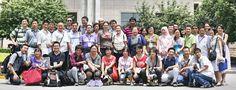 西安童鞋:你找得到你自己吗? Xi'an Workshop attendees, June 2010