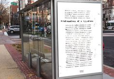 Confessions of a Typeface / Ewan Morris & Hilary Barclay Confessions, Commercial, Graphic Design, Visual Communication
