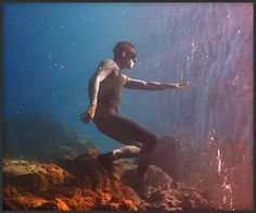 Freedivers Francisco and Armando del Rosario aka The Ocean Brothers appear to walk, meditate and fly underwater with the help of unorthodox camera angles in this award-winning video.