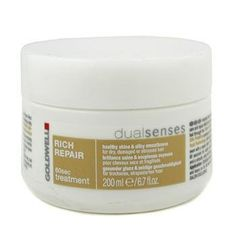 Dualsenses Rich Repair 60 Sec Treatment Goldwell Treatment 6.7 oz Unisex * Check out this great product.