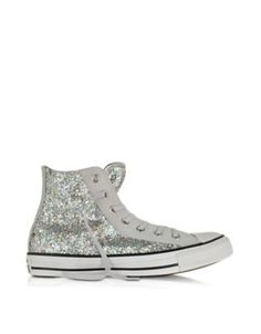 Converse Limited Edition All Star Hi Glitter Sneaker aus Canvas