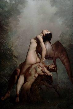 Anima mundi - Roberto Ferri | Roberto Ferri's Surreal & Hyper-realistic Baroque Paintings ...