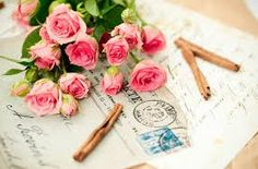 Image result for love letters and roses