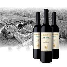 Ετικέτες για το IMPERATOR LACRIMA, που παράγουν οι μοναχοί της Ιεράς και Βασιλικής Μονής Παναγίας Πωγωνιωτίσσης Βοτσάς (www.im-votsas.gr), στο Μέτσοβο.  Ευχαριστούμε τους Πατέρες της Ιεράς Μονής Βοτσάς για την εμπιστοσύνη και την άριστη συνεργασία. Facebook Sign Up, Wine, Bottle, Creative, Flask