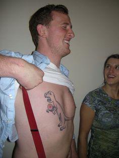 Hilariously bad tattoos