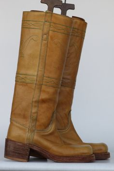 Vintage Frye Boots - Yes, Please.